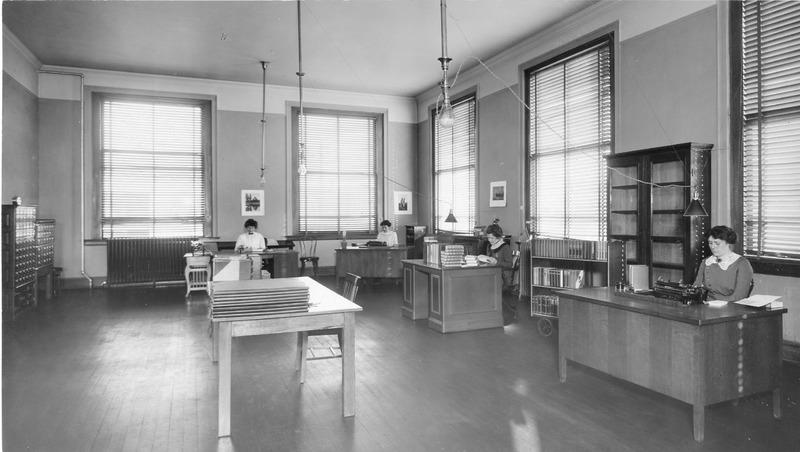 Spokane_Libraries_SPL_Carnegie Library_Interior Views_img045.tif