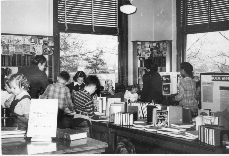 Spokane_Libraries_SPL_Carnegie Library_Interior Views_img043.tif