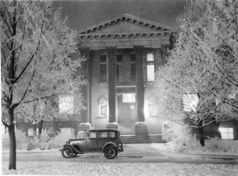 Spokane_Libraries_SPL_Carnegie Library_Exterior Views_img001.tif