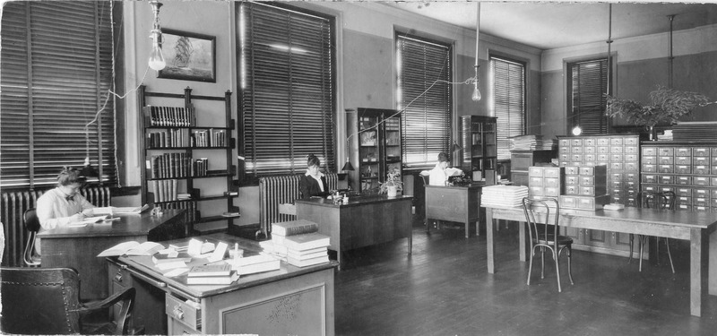 Spokane_Libraries_SPL_Carnegie Library_Interior Views_img007.tif