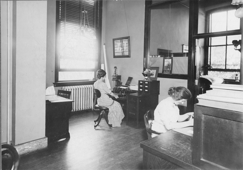 Spokane_Libraries_SPL_Carnegie Library_Interior Views_img017.tif