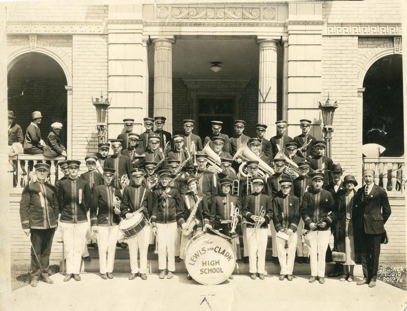 Spokane-Schools-Lewis and Clark-Band & Orchestra #1.tif