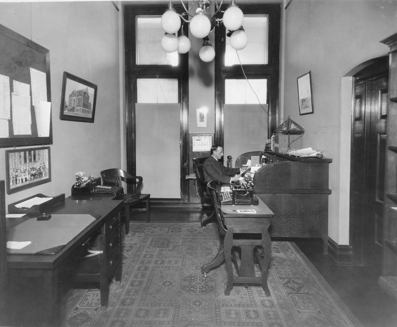 Spokane_Libraries_SPL_Carnegie Library_Interior Views_img012.tif
