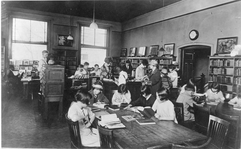 Spokane_Libraries_SPL_Carnegie Library_Interior Views_img014.tif