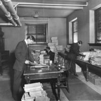 Spokane -- Libraries -- SPL -- Carnegie Library -- Interior Views (#15)