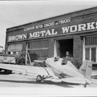 Spokane -- Industries -- Brown Metal Works (#07)