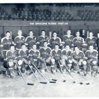 Spokane -- Hockey (#01)