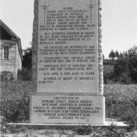 NW -- Missions -- Washington -- Mount St. Michaels (#05)