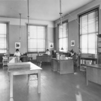 Spokane -- Libraries -- SPL -- Carnegie Library -- Interior Views (#45)