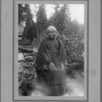 Indians -- Portraits -- Casimir, Rosalie (#01)