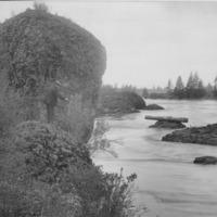 Spokane River (Folder 1, #25)