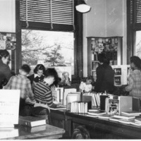 Spokane -- Libraries -- SPL -- Carnegie Library -- Interior Views (#43)