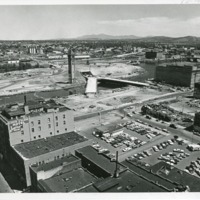 Spokane -- Expo '74 -- Construction (#17)