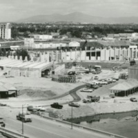 Spokane -- Expo '74 -- Construction (#33)