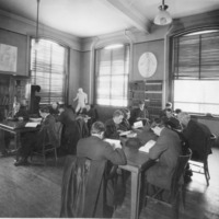 Spokane -- Libraries -- SPL -- Carnegie Library -- Interior Views (#09)