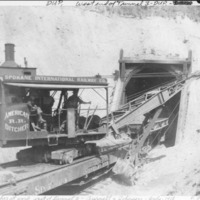Northwest -- Railroads (#03)