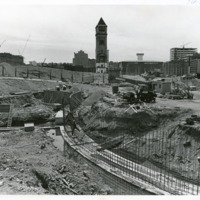 Spokane -- Expo '74 -- Construction (#04)