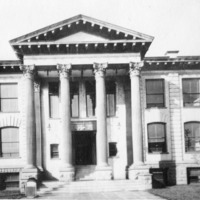 Spokane -- Libraries -- SPL -- Carnegie Library -- Exterior Views (#03)