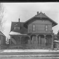 Spokane -- Railroads -- Depots -- Northern Pacific (#01)