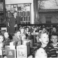 Spokane -- Libraries -- SPL -- Carnegie Library -- Interior Views (#08)