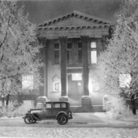 Spokane -- Libraries -- SPL -- Carnegie Library -- Exterior Views (#01)