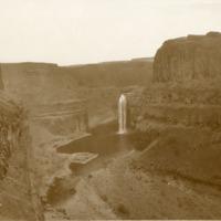 Northwest -- Waterfalls -- Palouse Falls (#12)