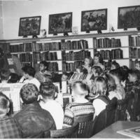 Spokane -- Libraries -- SPL -- Carnegie Library -- Interior Views (#42)
