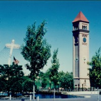 Spokane -- Parks and Playgrounds -- Riverfront Park (#17)