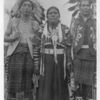Indians -- Portraits -- Bazil, Louie and Ervan (#01)