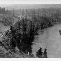 Spokane -- Railroads -- Lakeshore Railroad (#01)