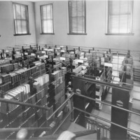 Spokane -- Libraries -- SPL -- Carnegie Library -- Interior Views (#44)
