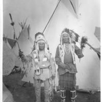 Indians -- Portraits -- Antelope, Morris (#01)