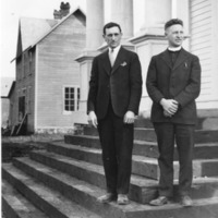 NW -- Missions -- Idaho -- Coeur d'Alene Mission of the Sacred Heart (#37)