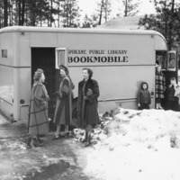 Spokane -- Libraries -- SPL -- Bookmobile (#05)