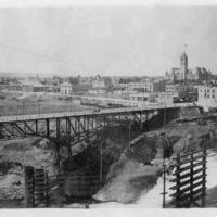 Spokane -- Bridges, Second Monroe Street (#01)
