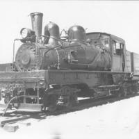 Northwest -- Railroads -- Locomotives (#08)