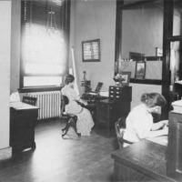 Spokane -- Libraries -- SPL -- Carnegie Library -- Interior Views (#17)