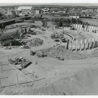 Spokane -- Expo '74 -- Construction (#27)