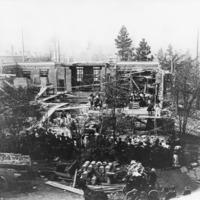 Spokane -- Libraries -- SPL -- Carnegie Library -- Exterior Views (#25)