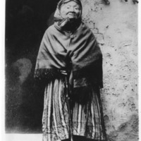 Indians -- Portraits -- Angeline -- Suquamish Indian (#12)
