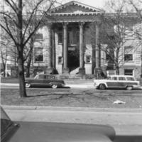 Spokane -- Libraries -- SPL -- Carnegie Library -- Exterior Views (#13)