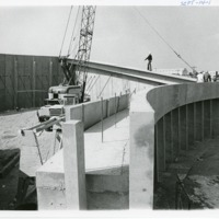 Spokane -- Expo '74 -- Construction (#21)
