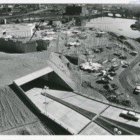 Spokane -- Expo '74 -- Construction (#07)