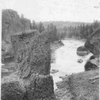 Spokane River (Folder 1, #24)