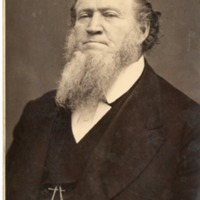 NW -- Portraits -- Young, Brigham, 1801-1877 (#01)