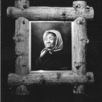 Indians -- Portraits -- Angeline -- Suquamish Indian (#13)