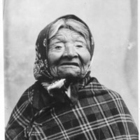 Indians -- Portraits -- Angeline -- Suquamish Indian (#02)