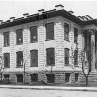 Spokane -- Libraries -- SPL -- Carnegie Library -- Exterior Views (#10)