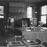 Spokane -- Libraries -- SPL -- Carnegie Library -- Interior Views (#31)