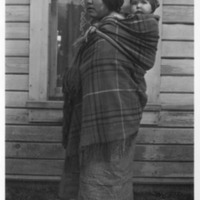 Indians -- Portraits -- Abraham, Angelie Bedell (#01)